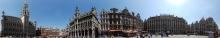 Der Große Markt in Brüssel