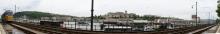 Budapest: Straßenbahn-Linie 2 entlang der Donau