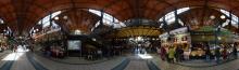 Budapest: Markthalle