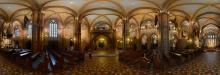 Budapest: Matthiaskirche bei der Fischerbastei, Kirchenschiff