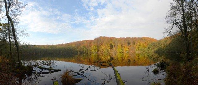 Nationalpark Jasmund, Herthasee