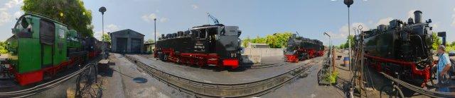 Schmalspurbahn Rasender Roland, Rügen