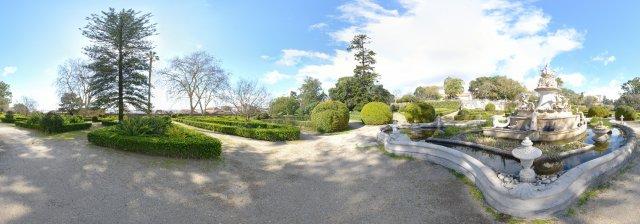 Lissabon: Botanischer Garten