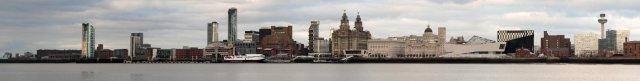 Skyline von Liverpool. Foto: Karen Seel