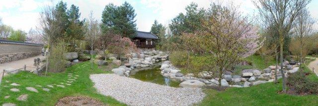 Koreanischer Garten