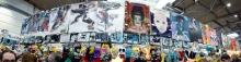 Manga-Halle Leipziger Buchmesse