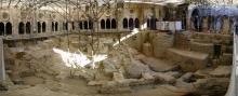 Lissabon: Ausgrabung im Kreuzgang hinter der Igreja da Se