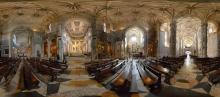 Lissabon: Hieronymuskloster Kirchenschiff