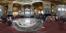 St. Petersburg - Erlöserkirche innen