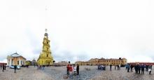 St. Petersburg - Peter-und-Paul-Festung