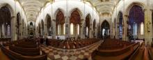 Kirchenschiff des Ulmer Münsters