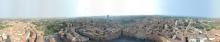Siena - Rundblick vom Campanile