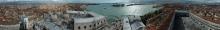 Venedig: Rundblik vom Markusturm