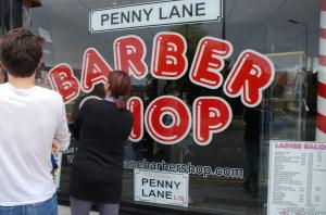 Barber Shop Penny Lane