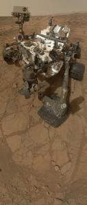 Mars-Rover Curiosity. Foto: NASA/JPL-Caltech/MSSS